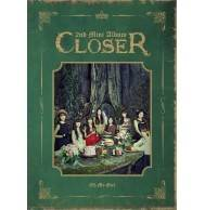 Oh My Girl - 2nd Mini Album: Closer CD