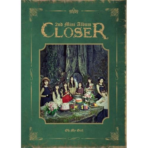 Oh My Girl - 2nd Mini Album: Closer CD