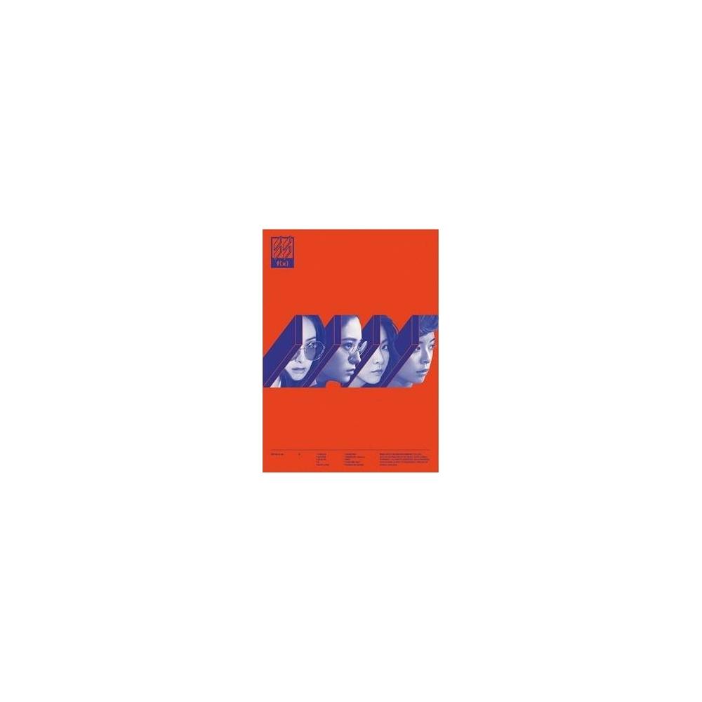 F(x) - 4th Album 4 Walls