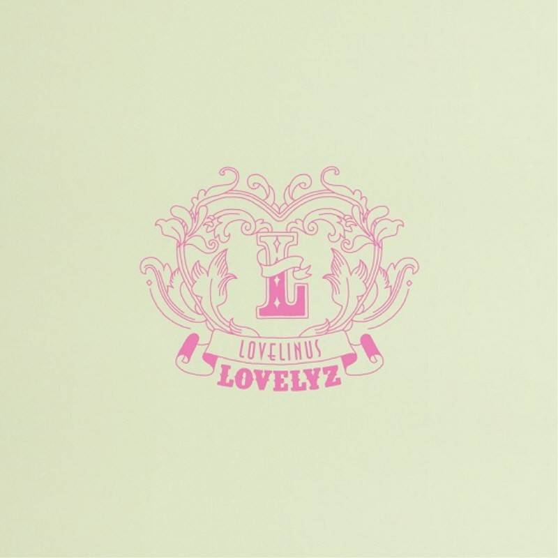 Lovelyz - 1st Single: Lovelinus CD