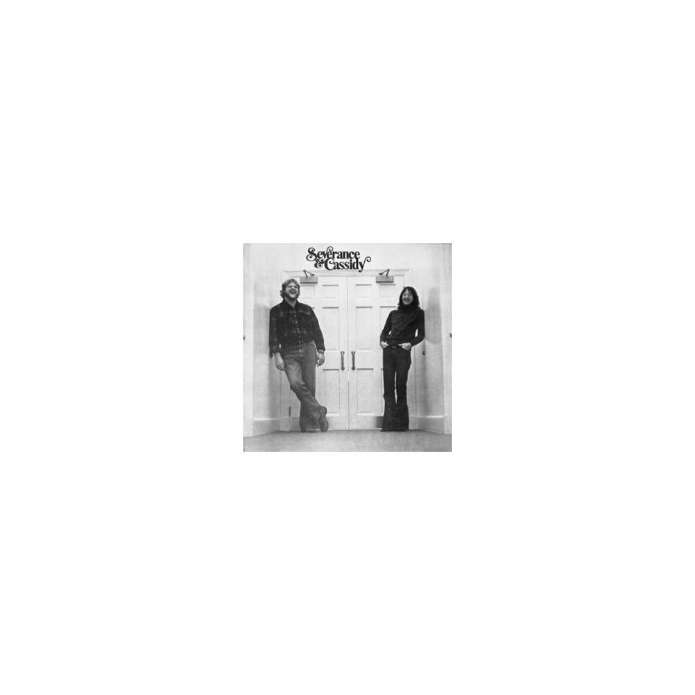 Severance & Cassidy - Severance & Cassidy Mini LP CD