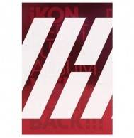 IKON - Debut Full Album: Welcome Back CD (Red/Green)