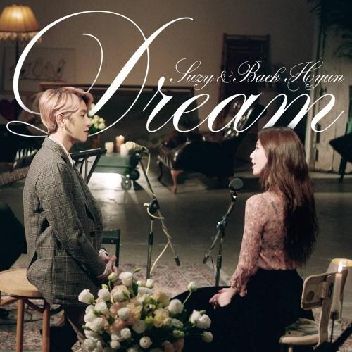 Suzy & Baekhyun - Single Album: Dream CD