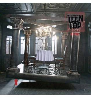 Teen Top - 7th Mini Album: Red Point CD (Urban Version)