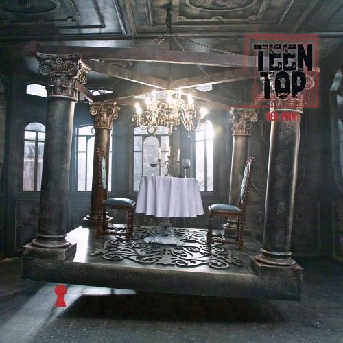 Teen Top - 7th Mini Album Red Point (Urban Ver.)