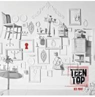 Teen Top - 7th Mini Album: Red Point CD (Chic Version)