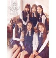 GFRIEND - 3rd Mini Album: Snowflake CD
