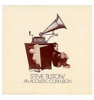 Steve Tilston - An Acoustic Confusion Mini LP CD