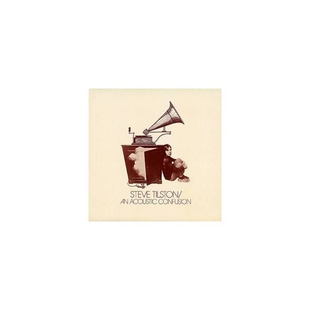 Steve Tilston - An Acoustic Confusion Mini LP CD