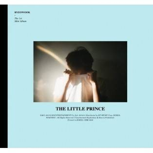 Ryeowook (Super Junior) - 1st Mini Album Little Prince