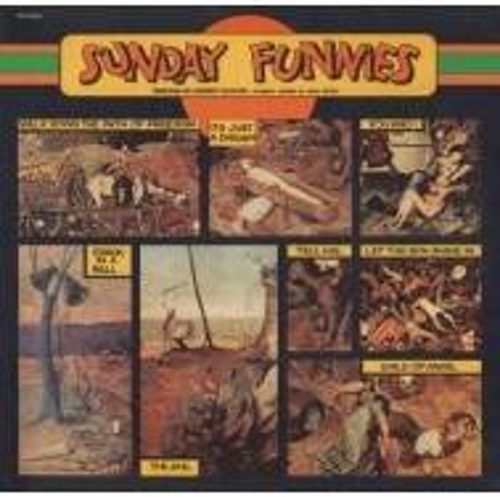 Sunday Funnies - Sunday Funnies CD (紙ジャケット仕様)