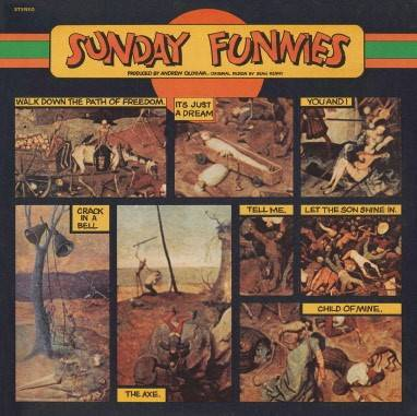 Sunday Funnies - Sunday Funnies CD (紙ジャケット仕様)
