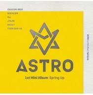 Astro - 1st Mini Album: Spring Up CD