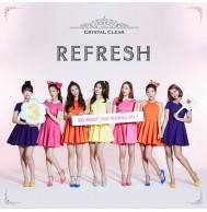 CLC - 3rd Mini Album: Refresh CD