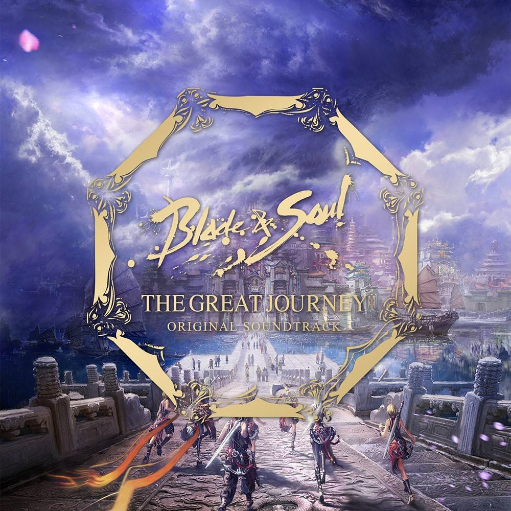 Blade & Soul: The Great Journey OST CD