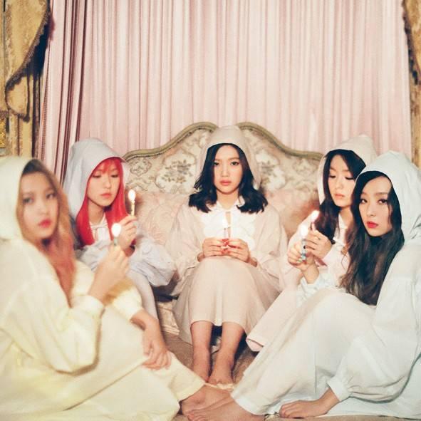 Red Velvet - 2nd Mini Album: The Velvet CD
