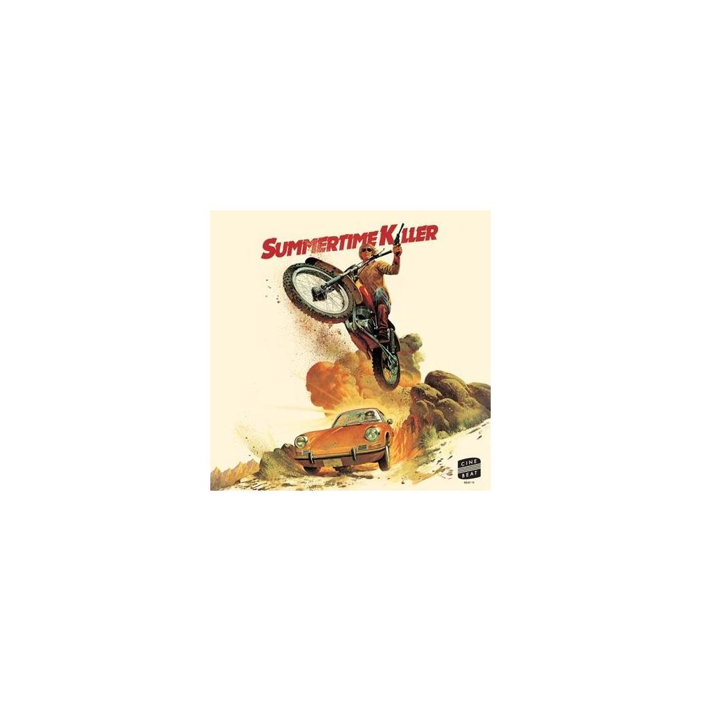 Luis Bacalov - Summertime Killer OST Mini LP CD