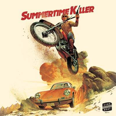 Luis Bacalov - Summertime Killer OST CD (紙ジャケット仕様)