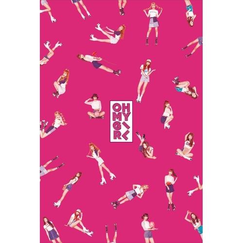 Oh My Girl - 3rd Mini Album: Pink Ocean CD