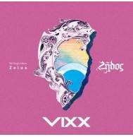 VIXX - 5th Single: Zelos CD