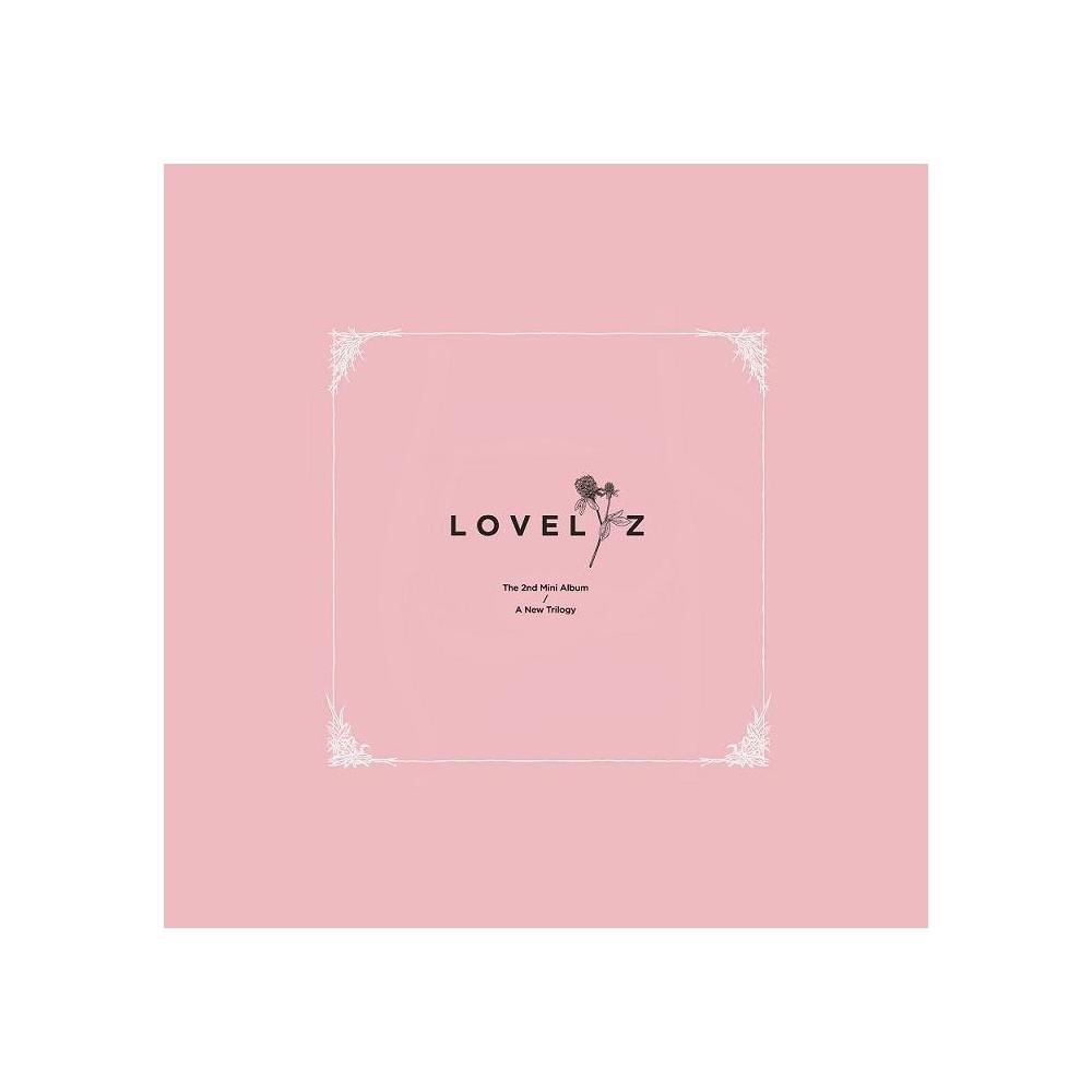 Lovelyz - 2nd Mini Album A New Trilogy
