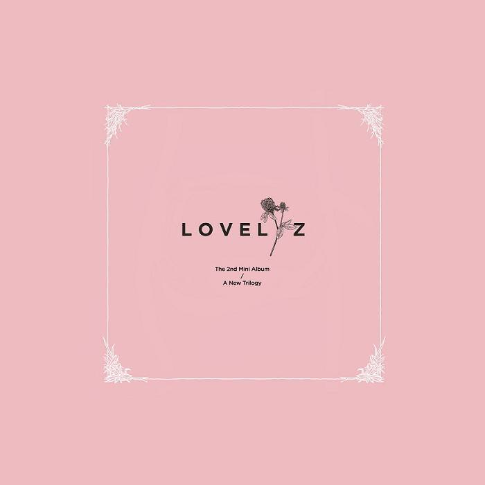 Lovelyz - 2nd Mini Album: A New Trilogy CD