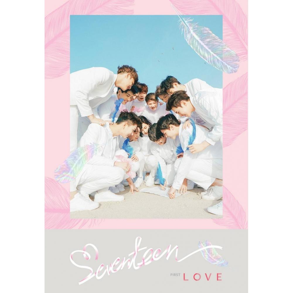 Seventeen - 1st Album Love & Letter (Love Ver.)