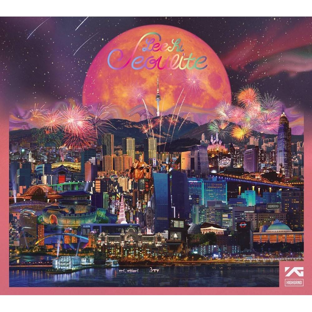 Leehi - 1st Album Seoulite