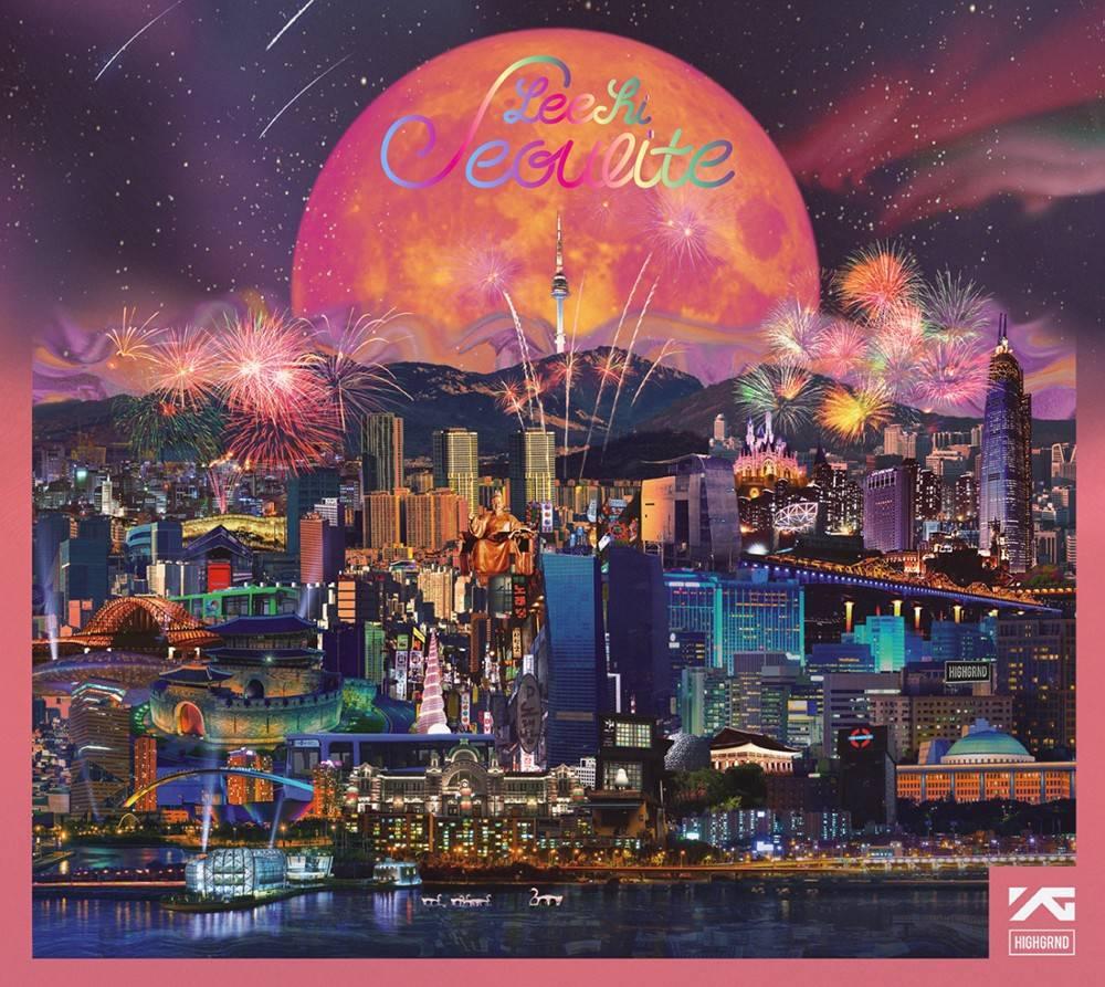 Leehi - 1st Album: Seoulite CD