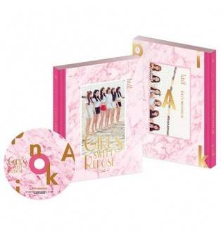 Apink - Girl's Sweet Repose Photobook