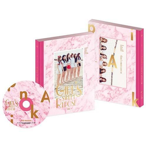 Apink - Girl's Sweet Repose Photobook