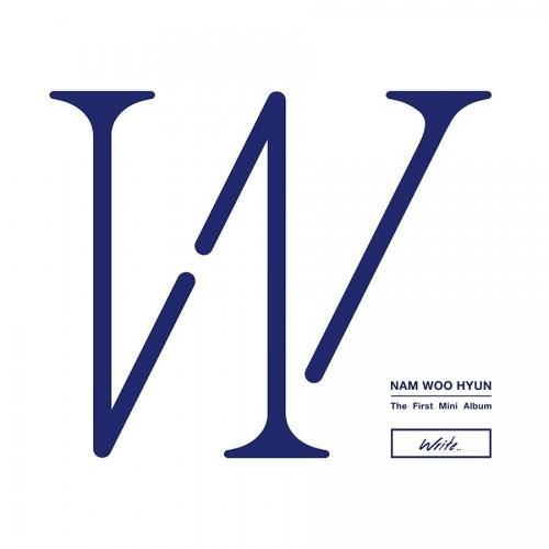 Nam Woo Hyun (Infinite) - 1st Mini Album: Write.. CD
