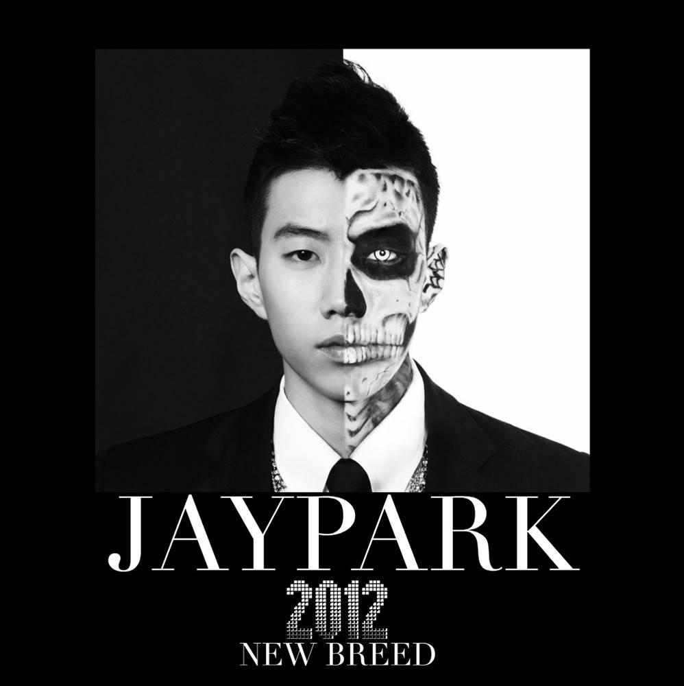 Jay Park - New Breed CD