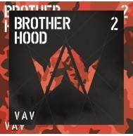 VAV - 2nd Mini Album: Brotherhood CD