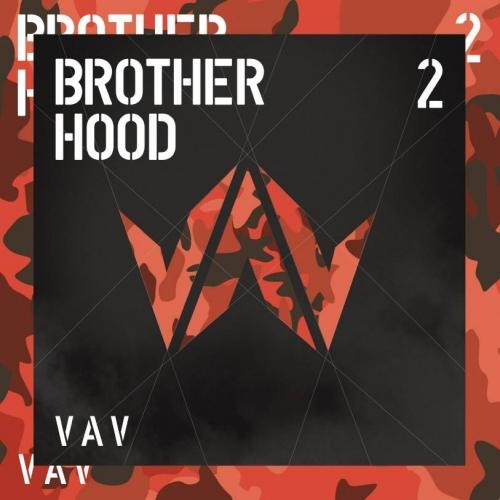 VAV - 2nd Mini Album: Brotherhood CD
