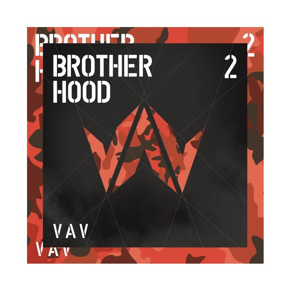 VAV - 2nd Mini Album Brotherhood