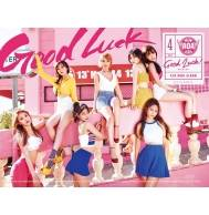 AOA - 4th Mini Album: Good Luck CD (Weekend Version)