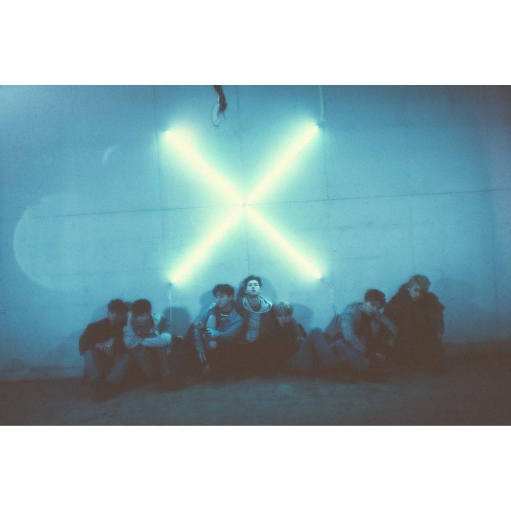 Monsta X - 3rd Mini Album The Clan 2.5 Part 1. Lost (Found Ver.)
