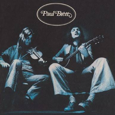 Paul Brett - Paul Brett Mini LP CD