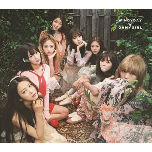 Oh My Girl - 3rd Mini Album Repackage: Windy Day CD
