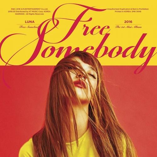 Luna F(x) - 1st Mini Album Free Somebody