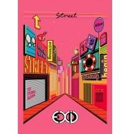 EXID - 1st Album: Street CD