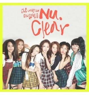CLC - 4th Mini Album: Nu. Clear CD