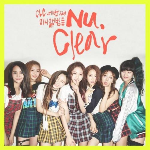 CLC - 4th Mini Album Nu. Clear
