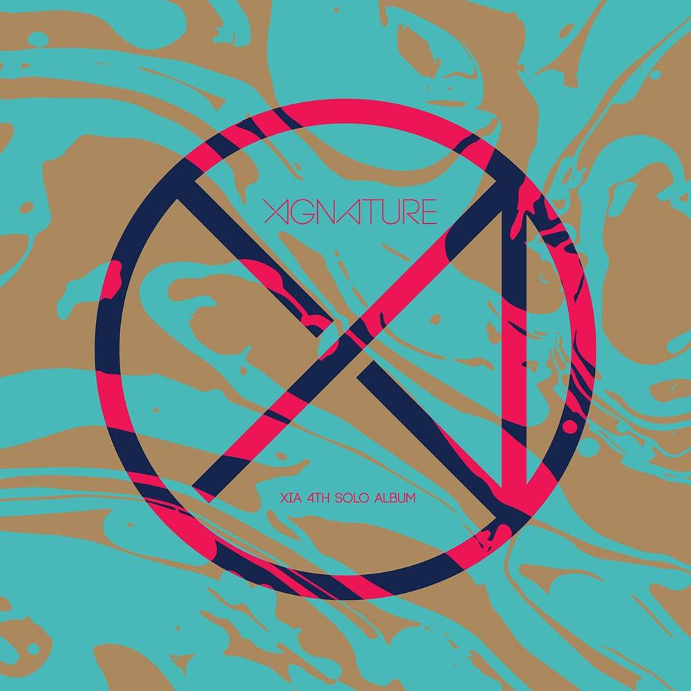 XIA Junsu (JYJ) - 4th Album: XIGNATURE CD