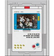 iKON - 2015,, 2016 iKON iKONCERT Showtime in Seoul Live DVD (corner damaged)