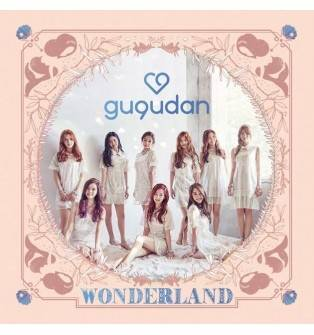 Gugudan - Act.1 The Little Mermaid CD