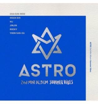 Astro - 2nd Mini Album: Summer Vibes CD
