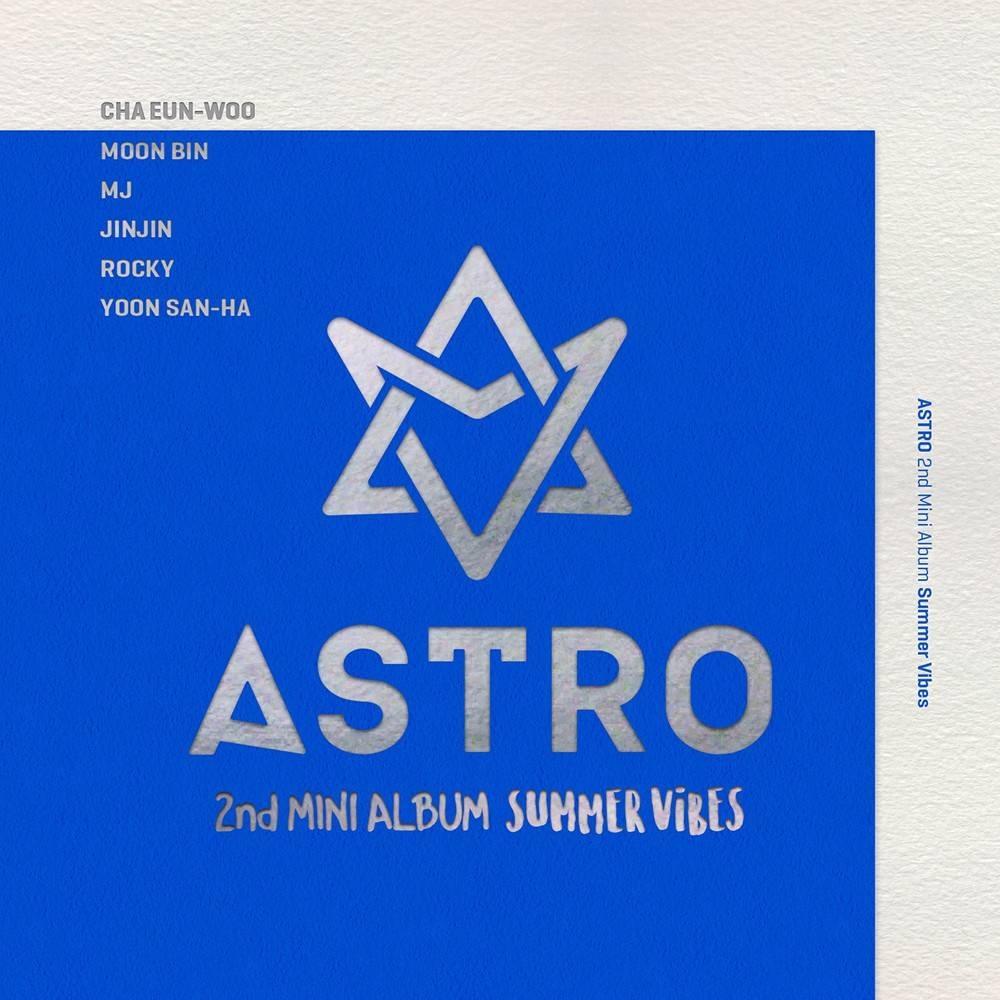 Astro - 2nd Mini Album Summer Vibes