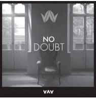 VAV - 2nd Mini Album Part 2: No Doubt CD